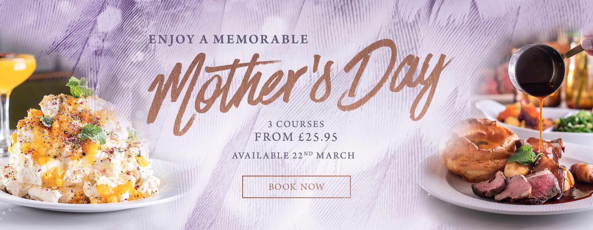 Mother's Day 2019 at The Bell Inn