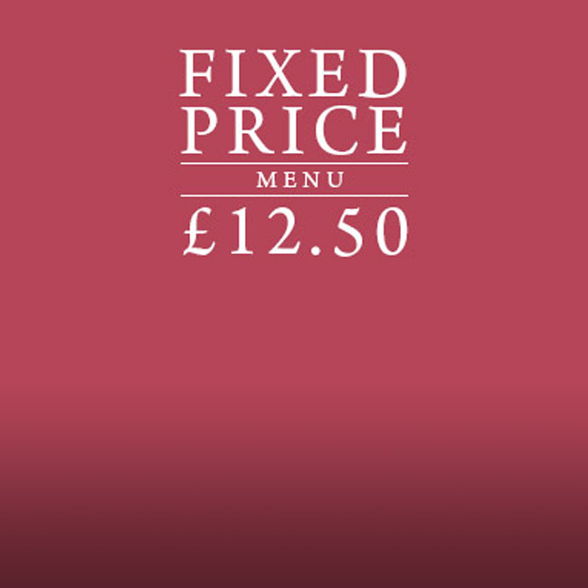 Fixed Price Menu at The Bell Inn